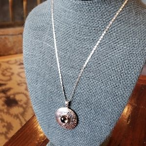 Jewelry - Gorgeous Smoky Quartz Pendant & .925 Chain